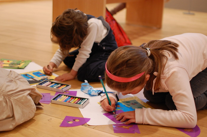 Journées du patrimoine 2018 - Visite-atelier jeune public avec le Club des Impressionnautes