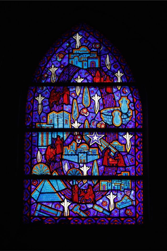 Journées du patrimoine 2017 - Visite libre de l'église Saint-Hélier