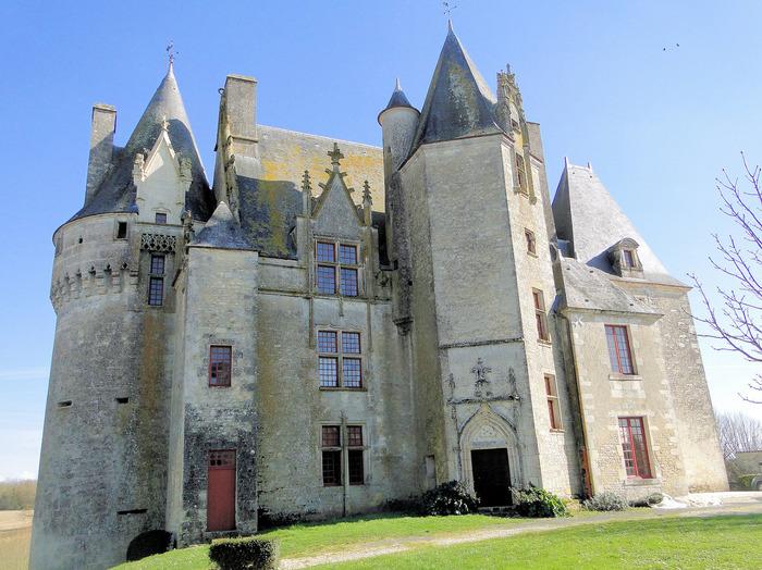 Journées du patrimoine 2018 - Visite libre du château
