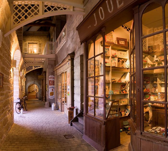 Journées du patrimoine 2018 - Visite Aux Anciens Commerces