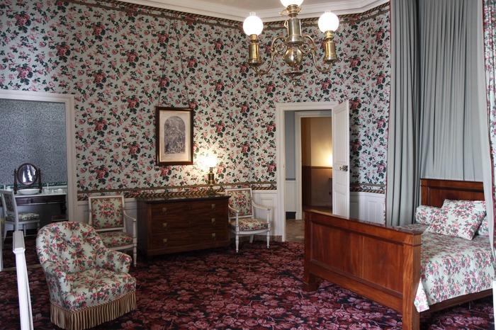 Crédits image : Appartements d'invités, Musées nationaux du palais de Compiègne © Marc Poirier