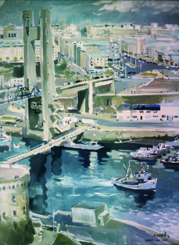 Crédits image : © Musée des beaux-arts de Brest.