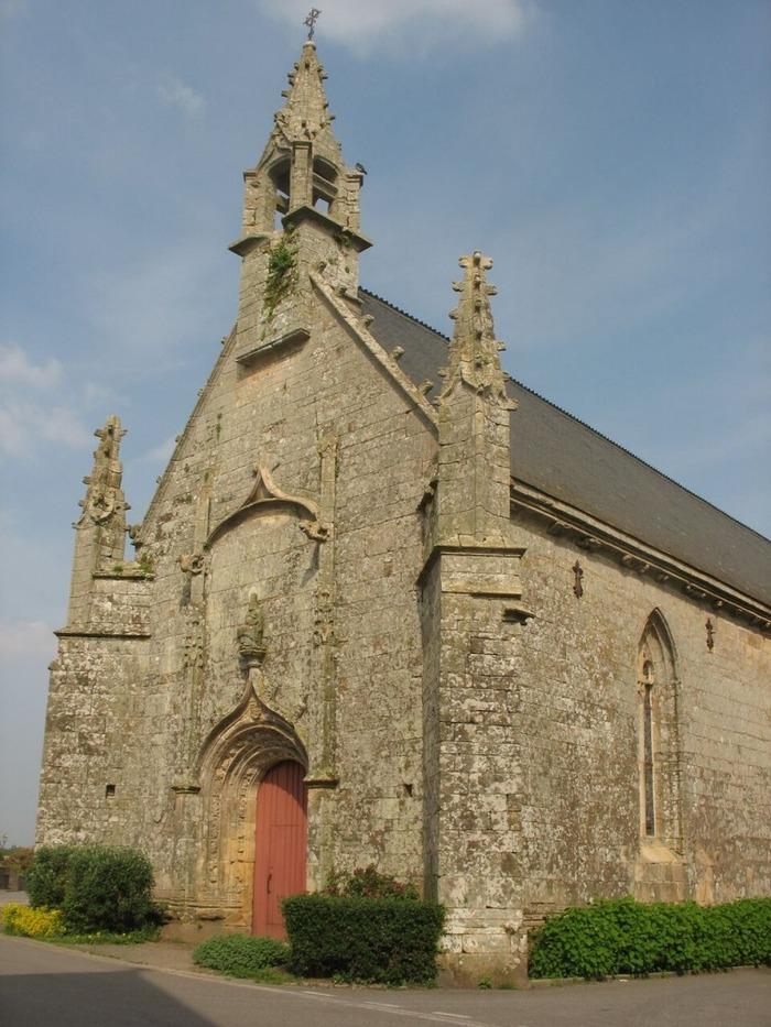 Journées du patrimoine 2018 - Visite libre de la chapelle La Trinité - Plumergat