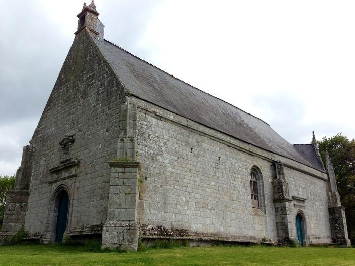 Journées du patrimoine 2018 - Visite libre Chapelle Notre Dame de Bon Secours