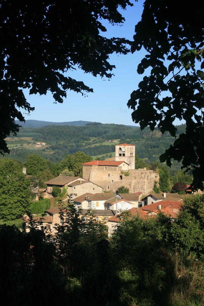 Journées du patrimoine 2018 - Visite libre de la chapelle Notre-Dame du château.