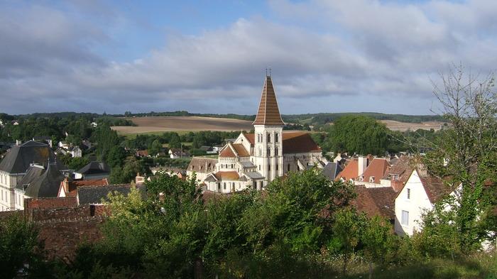 Journées du patrimoine 2017 - Visite commentée du bourg