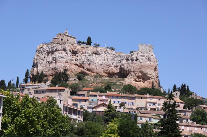 Journées du patrimoine 2018 - Visite commentée du Vieux Village de Vitrolles
