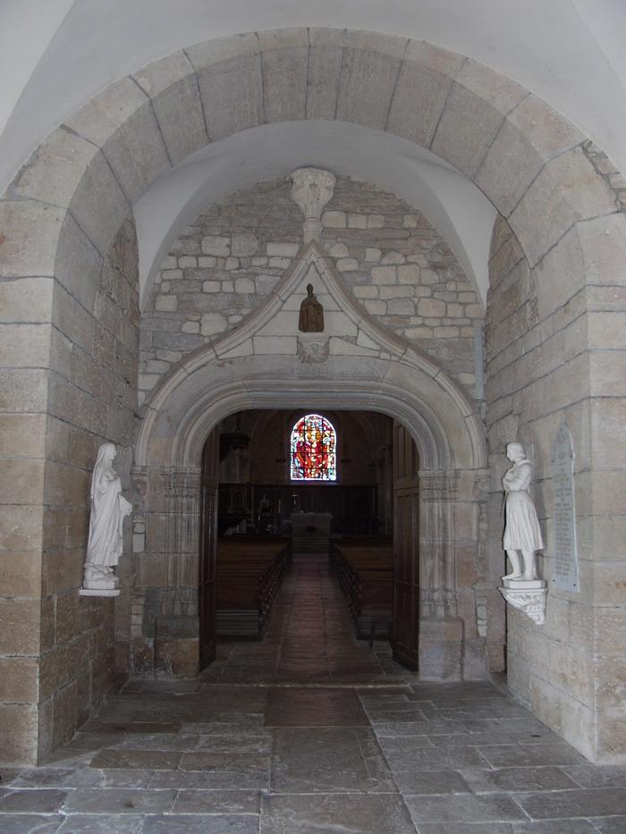 Journées du patrimoine 2018 - Visite commentée de l Église Saint-Martin