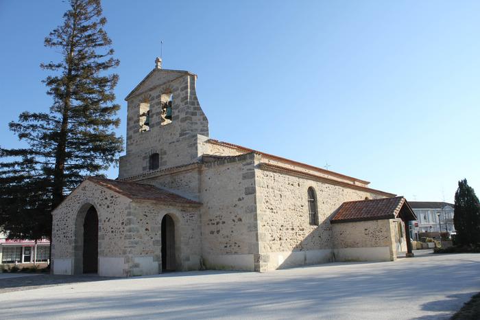 Journées du patrimoine 2018 - Rencontre et visite de l'église Saint-Vincent