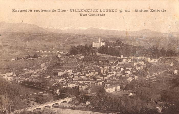 Journées du patrimoine 2018 - Visite commentée du village de Villeneuve-Loubet