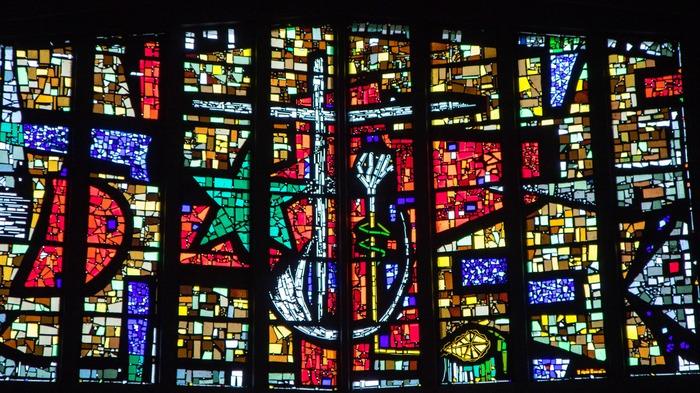 Journées du patrimoine 2018 - Visite commentée autour des vitraux de Tristan Ruhlmann