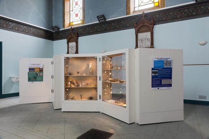 Journées du patrimoine 2018 - Visite guidée autour du Petit Cabinet de curiosités