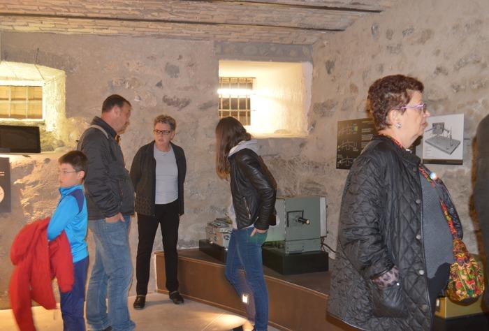 Journées du patrimoine 2018 - Visite commentée avec les amis du musée.