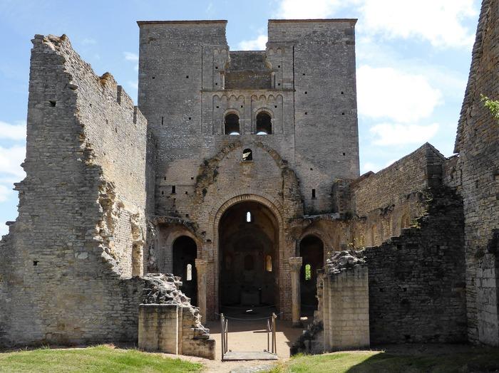 Journées du patrimoine 2018 - Visite commentée d'un doyenné de l'abbaye de Cluny