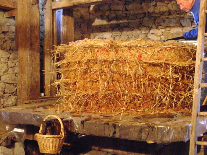 Journées du patrimoine 2018 - Un pressoir unique en France à Margy dans les Ardennes