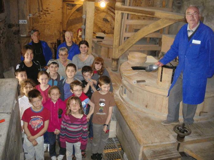 Journées du patrimoine 2018 - Visite guidée d'un vieux moulin
