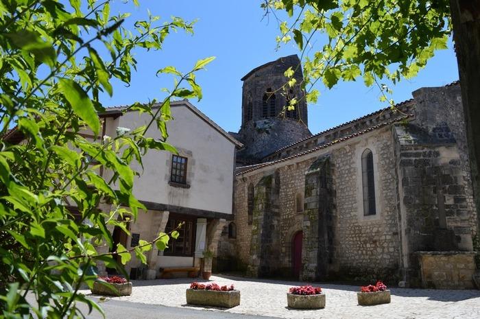 Crédits image : Office de Tourisme en Pays Saint Pourcinois