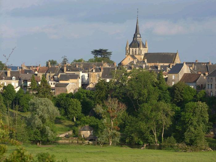 Journées du patrimoine 2017 - Visite commentée de Fresnay-sur-Sarthe