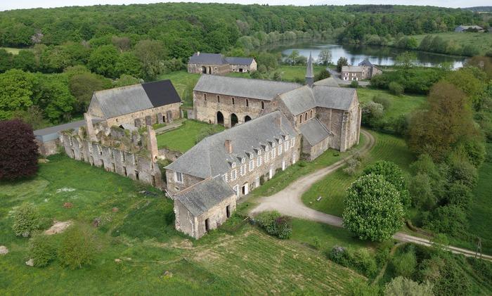 Journées du patrimoine 2018 - Visite commentée de l´Abbaye de Clairmont