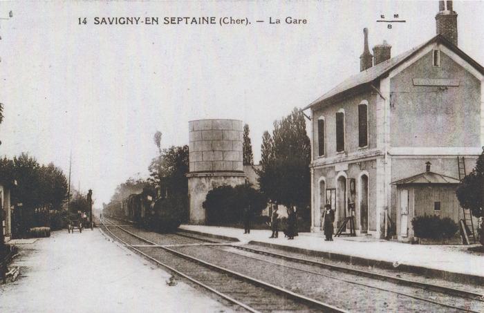 Journées du patrimoine 2018 - Visite commentée des extérieurs de l'ancienne gare