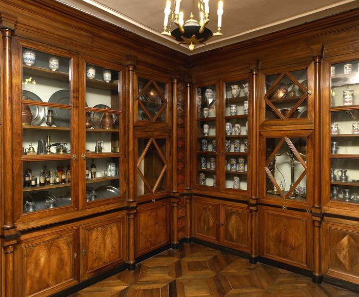 Journées du patrimoine 2018 - Visite commentée de l'Apothicairerie et de la salle des Administrateurs