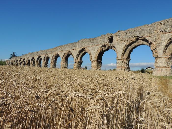 Journées du patrimoine 2018 - Visite commentée de l'aqueduc romain du Gier.