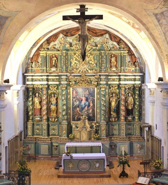 Journées du patrimoine 2018 - Visite commentée de l'église baroque Notre-Dame de l'Assomption.