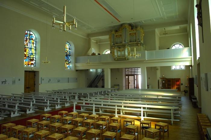 Journées du patrimoine 2018 - Eglise des Saints Nazaire et Celse