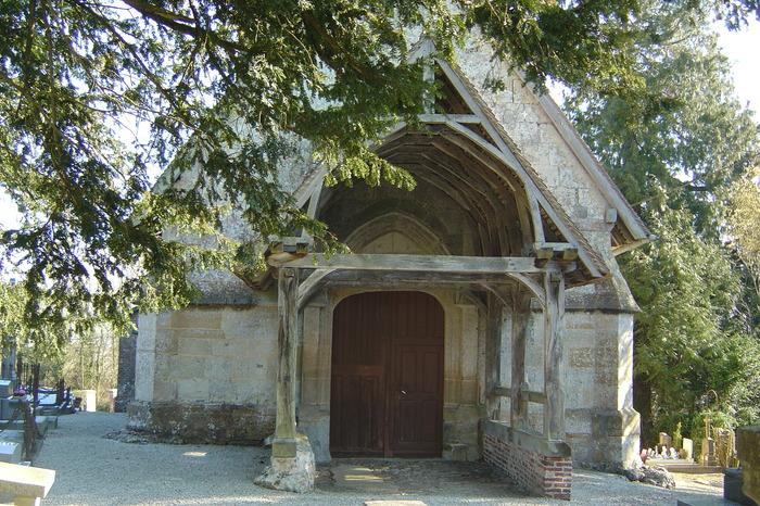 Journées du patrimoine 2017 - Visite guidée de l'église classée de Saint-Michel de Livet