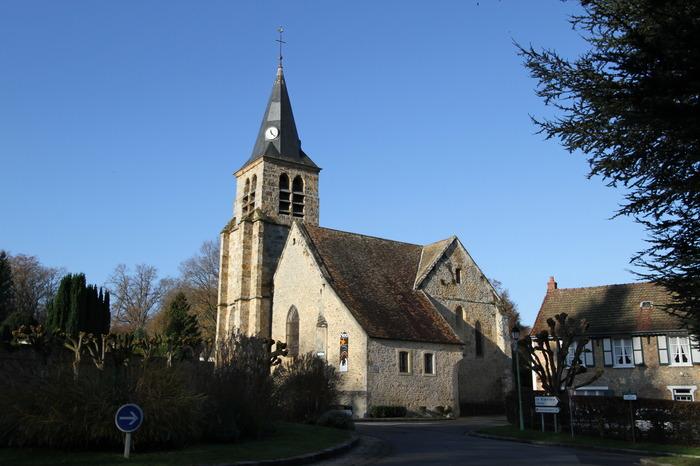 Journées du patrimoine 2017 - Visite commentée de l'église de Choisel