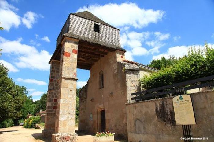 Journées du patrimoine 2018 - Visite commentée de l'église de Lavault-Sainte-Anne.
