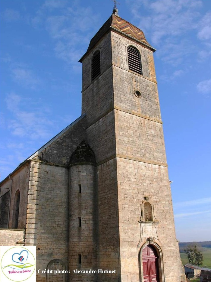 Journées du patrimoine 2018 - Visite commentée de l'Église de Rupt-sur-Saône
