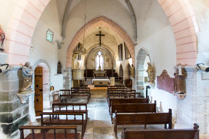 Journées du patrimoine 2018 - Visite commentée de l'église de Saint-Laurent-la-Roche
