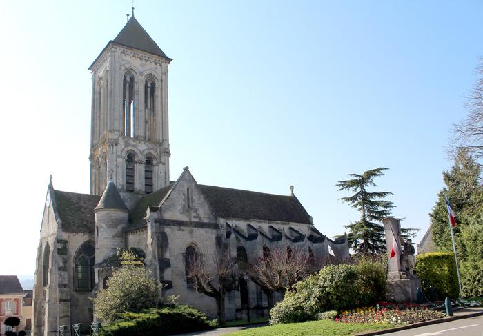 Journées du patrimoine 2017 - Visite commentée de l'Église Notre Dame de l'Assomption de Champagne-sur-Oise