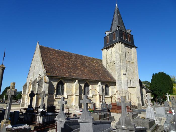 Journées du patrimoine 2018 - Visite guidée de l'église Notre-Dame de la Visitation