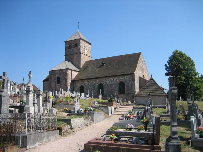 Journées du patrimoine 2018 - Visite commentée de l'église romane