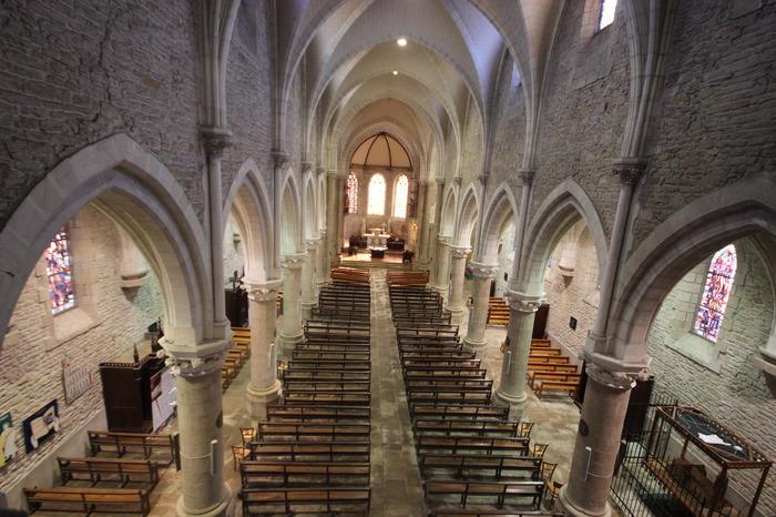 Journées du patrimoine 2018 - Visite commentée de l'église Saint Alban