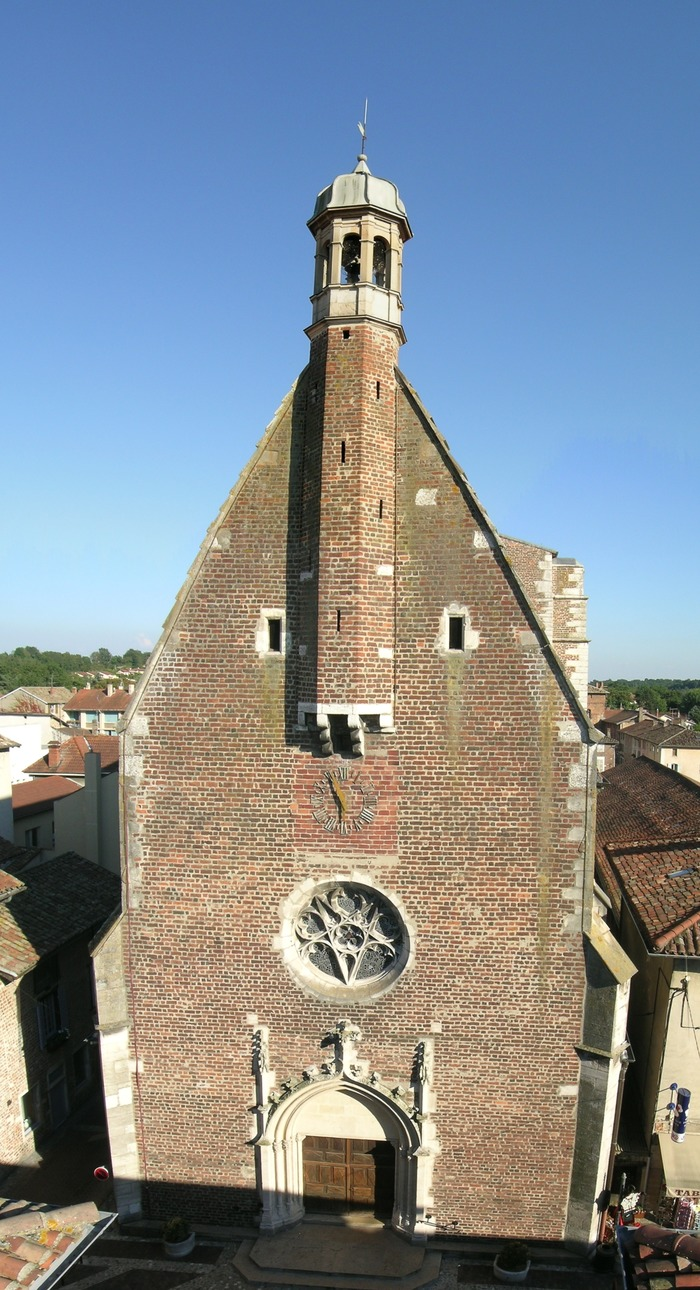 Journées du patrimoine 2018 - Visite commentée de l'église Saint-André.