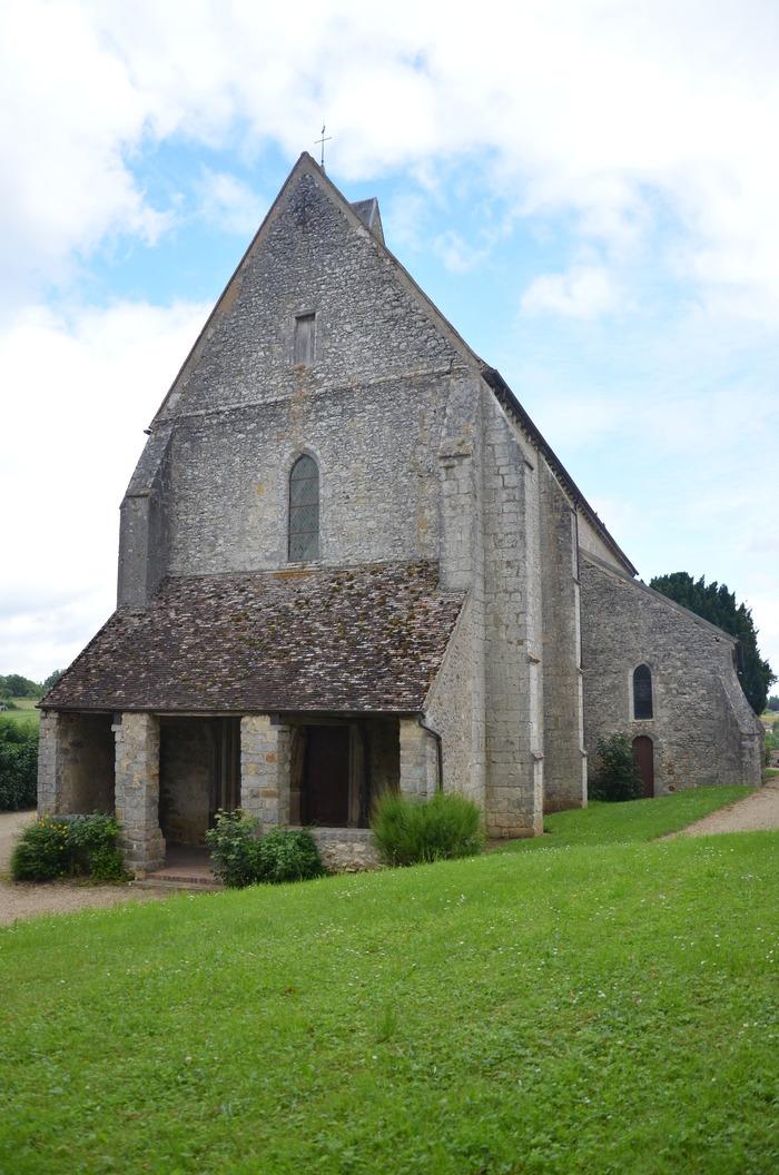 Journées du patrimoine 2018 - Visite commentée de l'église Saint-Apollinaire