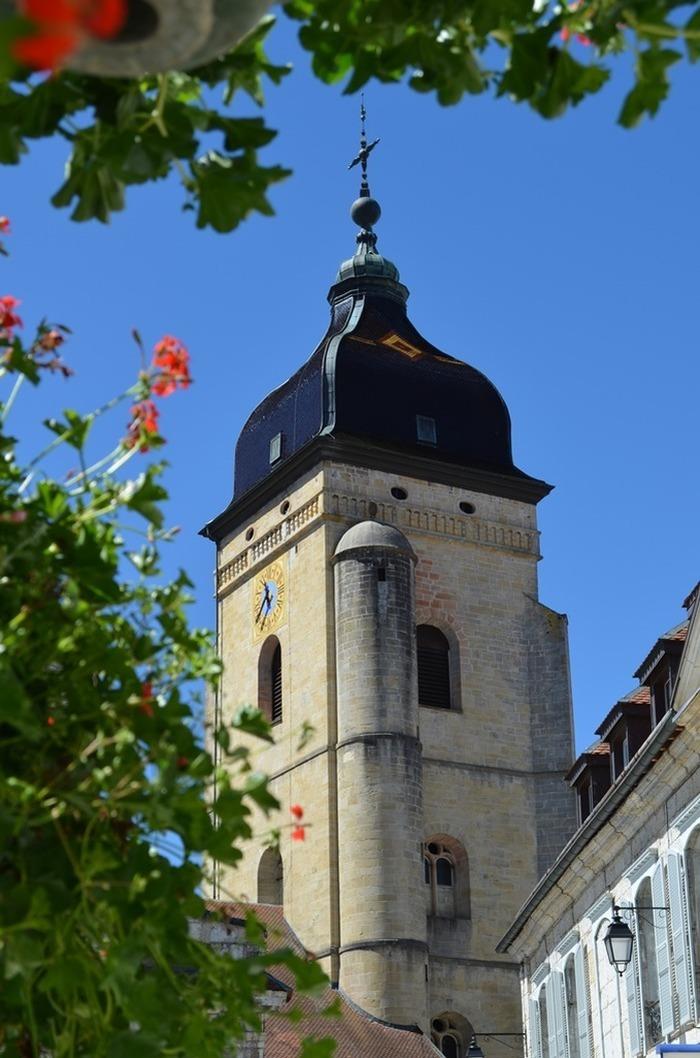 Journées du patrimoine 2018 - Visite commentée de l'Église Saint-Bénigne