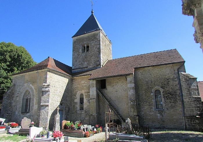 Journées du patrimoine 2018 - Visite commentée de l'Eglise Saint-Etienne de Briaucourt