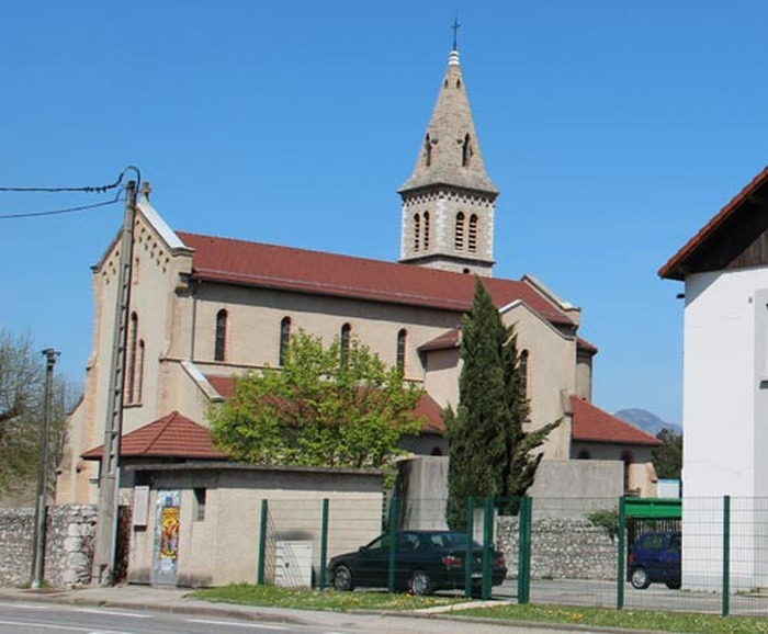 Journées du patrimoine 2017 - Visite commentée de l'église Saint Etienne