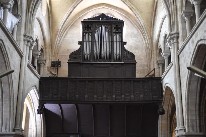 Journées du patrimoine 2018 - Visite commentée de l'église Saint-Hermeland