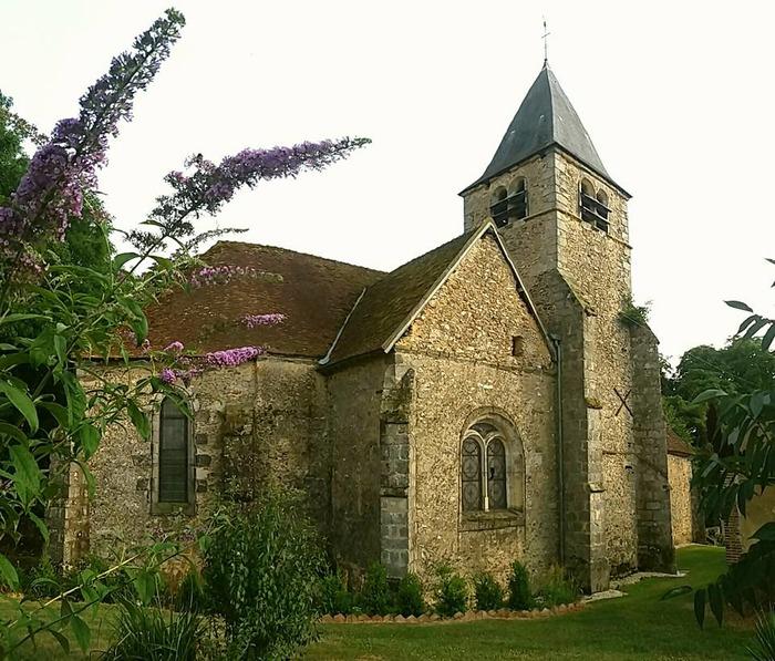 Journées du patrimoine 2018 - Visite commentée de l'église Saint-Martin de Moeurs
