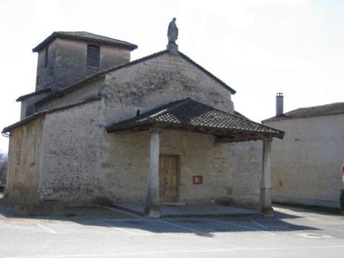 Journées du patrimoine 2018 - Visite commentée de l'église Saint Martin de Villette-sur-Ain.