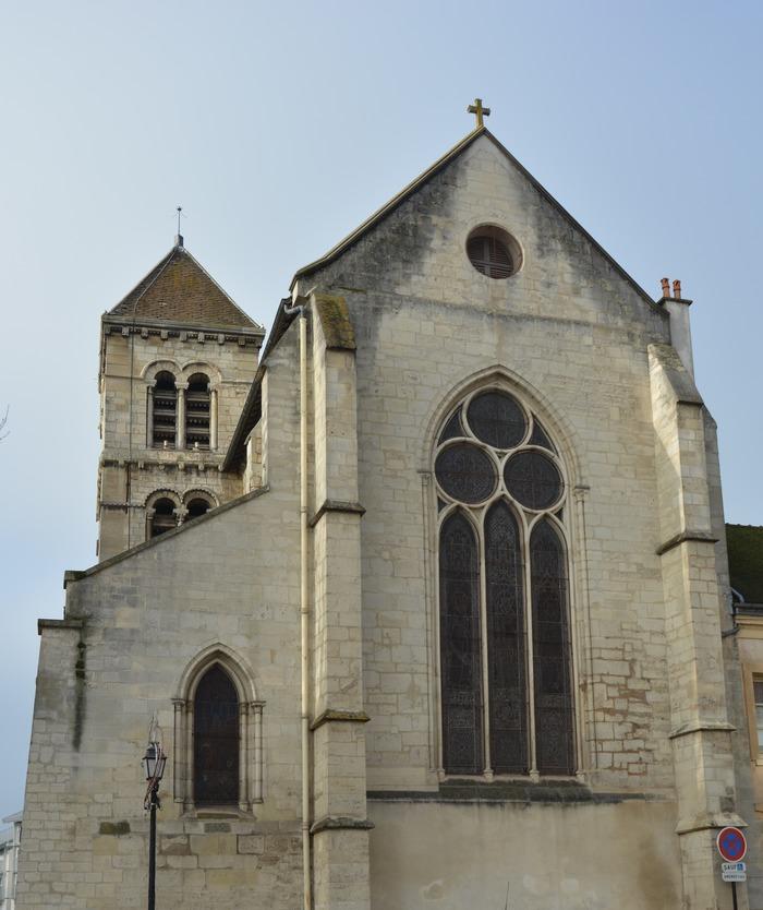 Journées du patrimoine 2018 - Visite commentée de l'église Saint-Nicolas et du quartier du Vieux Saint-Maur