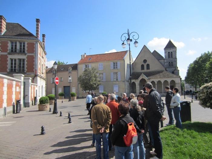 Crédits image : Société d'histoire et d'archéologie du vieux Saint-Maur