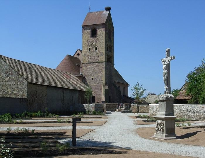 Journées du patrimoine 2018 - Eglise Saints-Pierre-et-Paul