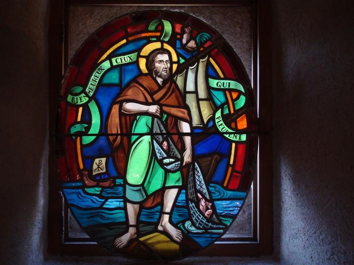 Journées du patrimoine 2018 - Visite commentée de l'église Saint-Pierre - Saint-Paul.