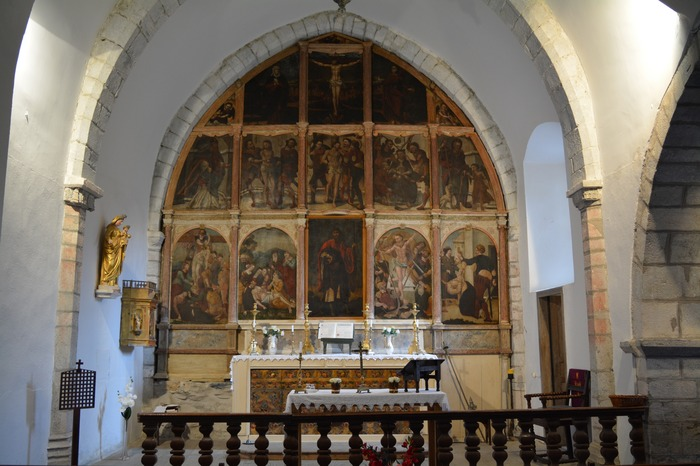 Journées du patrimoine 2018 - Visite guidée de l'église Saint-Quintin